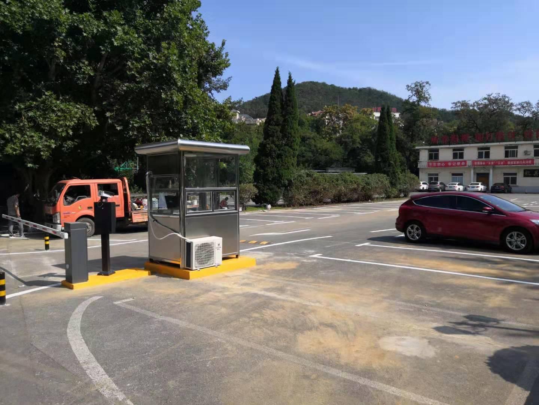 停车场设施施工